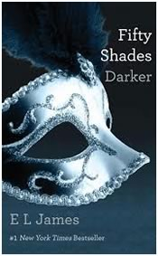 E L James: Fifty Shades Darker