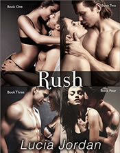Lucia Jordan: Rush - Book Four